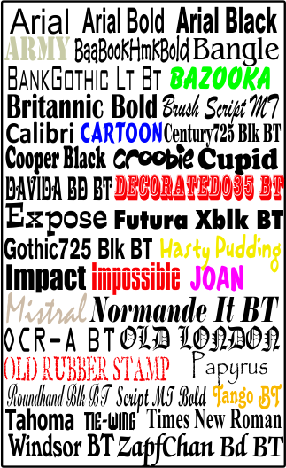 Futura Bt Bold